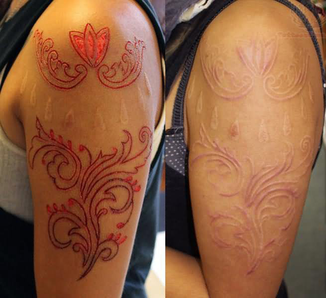 flower-design-scarification-tattoo